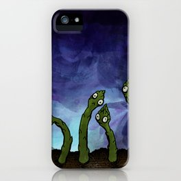Asparagus After Midnight iPhone Case