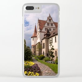 Castle Ratibor Clear iPhone Case