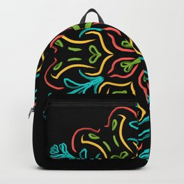 Llegó la primavera Backpack
