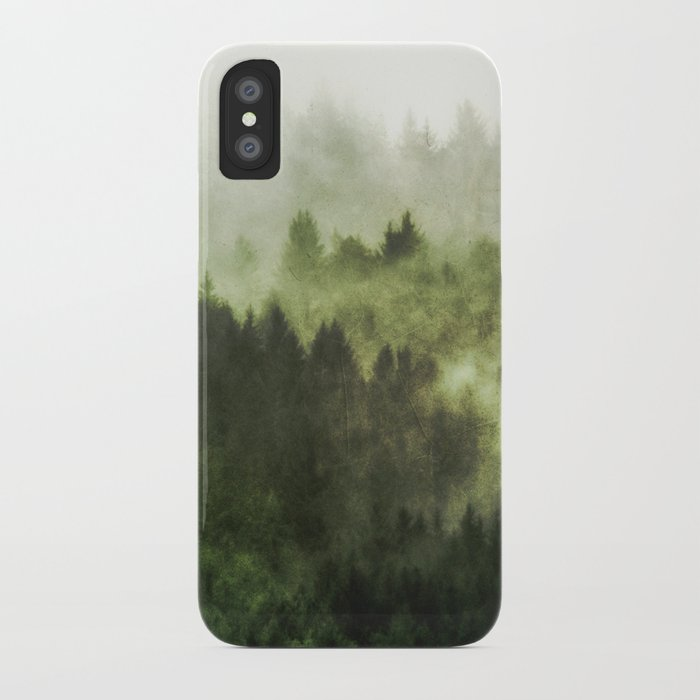 Haven - Nature Photography iPhone Case