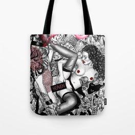 Just Like Heaven Tote Bag