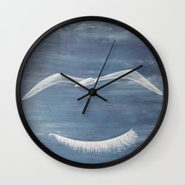 Freedom dream. Sueño de libertad Wall Clock