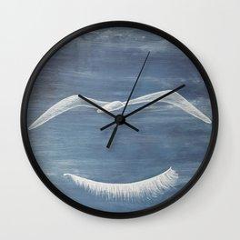 Freedom dream. Sueño de libertad Wall Clock