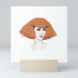 CherShow Mini Art Print