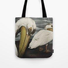Tom Feiler Pelican Tote Bag