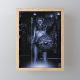MORRIGHAN Framed Mini Art Print