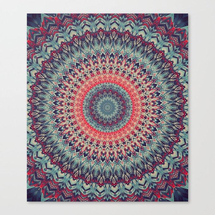 Mandala 300 Canvas Print