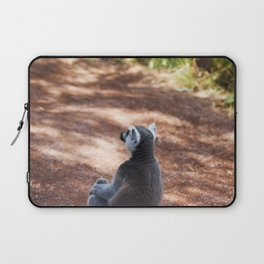 Lemur Catta III Laptop Sleeve