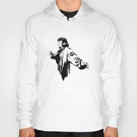 mia wallace Hoodies featuring Mia Wallace by El Kane