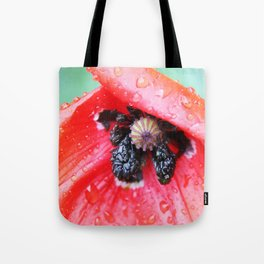 Miss Wet Girl Tote Bag