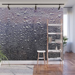 drizzle Wall Mural