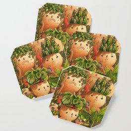 Plant-minded Coaster