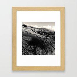 Rugged Terrain #6 Framed Art Print
