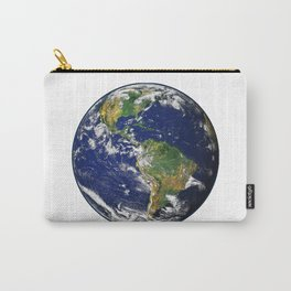 Planet Earth  Carry-All Pouch