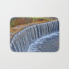 Waterfall near Flatrock Bath Mat