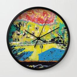 Ferienwohnung Wall Clock