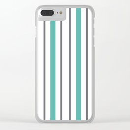 Sanderson Clear iPhone Case