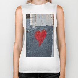 Brooklyn Love Biker Tank