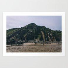 Wales Pembrokeshire Art Print