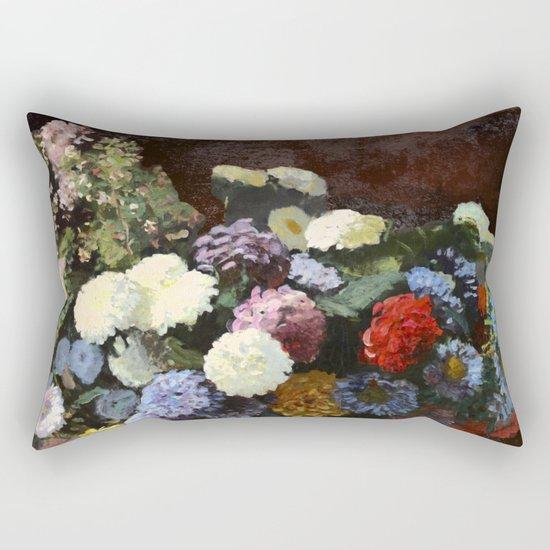 You don't bring me flowers Rectangular Pillow