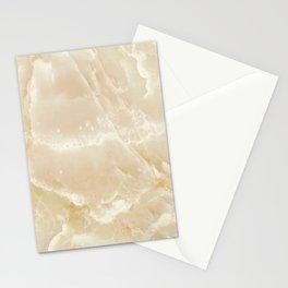 White Onyx Stationery Cards
