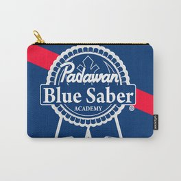 Padawan Blue Saber Academy Carry-All Pouch