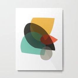 COLORED ENCOUNTERS 02 Metal Print