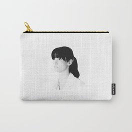 Lexie Grey Carry-All Pouch