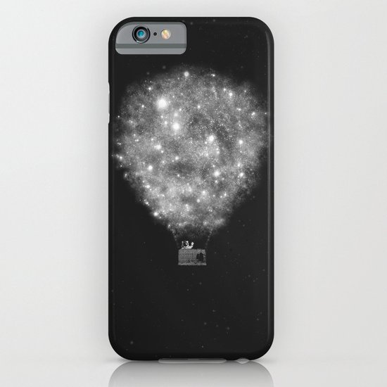 Supernova Sky Ride iPhone & iPod Case