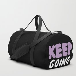 Keep Going Duffle Bag