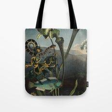 Parasitical Battle Tote Bag