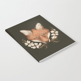 The Fox and Dogwoods Notebook