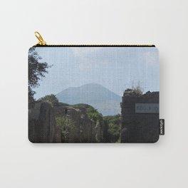 Mt Vesuvius Carry-All Pouch