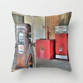Northington Land And Cattle Company Throw Pillow