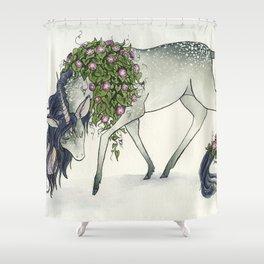 Vergo Shower Curtain