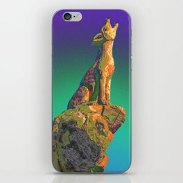 Coyote Call iPhone Skin