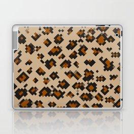 Pixelated Leopard Laptop & iPad Skin