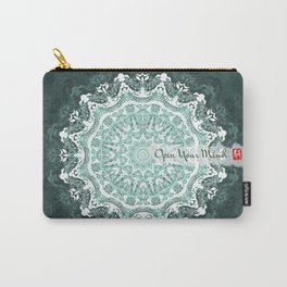 Mandala - Open Your Mind Carry-All Pouch