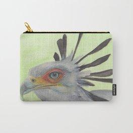 Secretarybird Carry-All Pouch