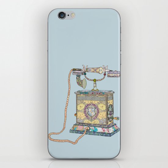 waiting for your call since 1896 iPhone & iPod Skin