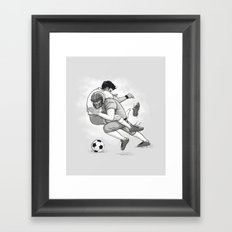 This is Football! Framed Art Print