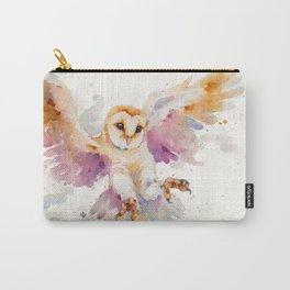 Twilight Owl Carry-All Pouch