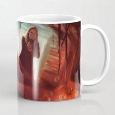Coffee Fringe Style Mug