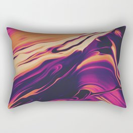 LONG WAY BACK Rectangular Pillow