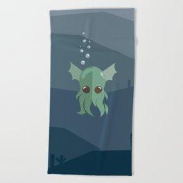 Cthulhu Beach Towel