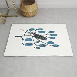 Swallow Rug