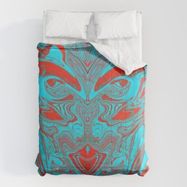 Puppet Face Comforters