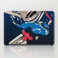 gravity iPad Cases featuring gravity by wonman kim