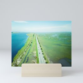 Beach Road Mini Art Print