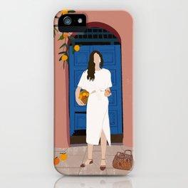 A Sweet Summer iPhone Case